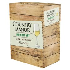 Country Manor Medium Dry 3L