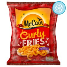 Mccain Curly Fries 750G