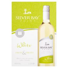 Silver Bay Point White 2.25L