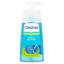 Clearasil Daily Clear Hydrating Gel Wash 150Ml