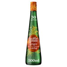 Bottlegreen Ginger And Lemon Grass Cordial 50Cl