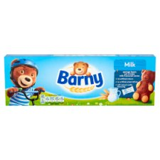 Barny Milk Kids Sponge Bear 5 Pack 150G