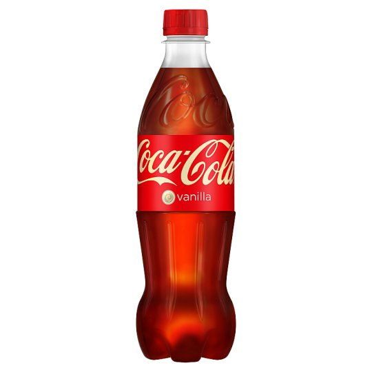 Coca Cola Vanilla Coke 500Ml