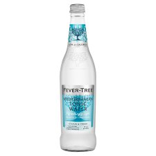 Fever Tree Light Mediterranean Tonic 500Ml