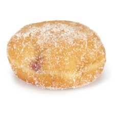 Tesco Single Jam Doughnuts
