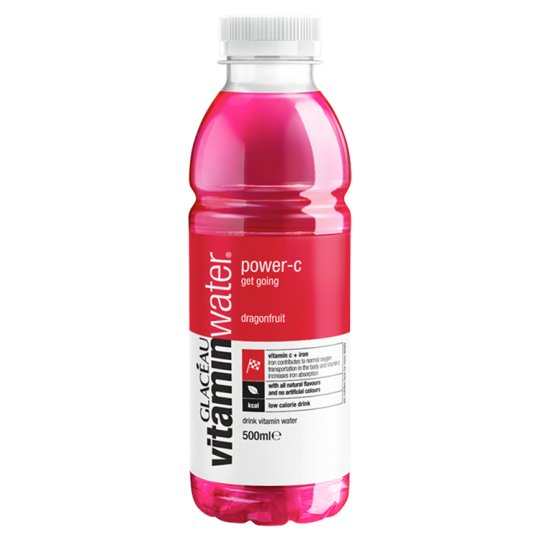 Glaceau Vitamin Water Power-C 500Ml