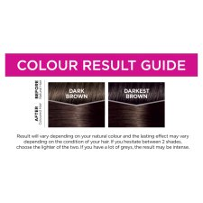 image 3 of L'oreal Casting Creme Gloss Darkest Brown 300 Semi-Permanent Hair Dye