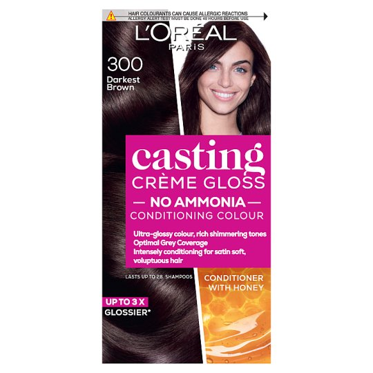 image 1 of Ccg 300 Darkest Brown Semi-Permanent Hair Dye