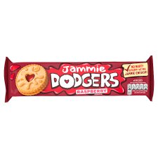 Jammie Dodgers Biscuits 140G