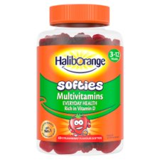 Haliborange Multi Vitamins Strawberry Softies 60'S
