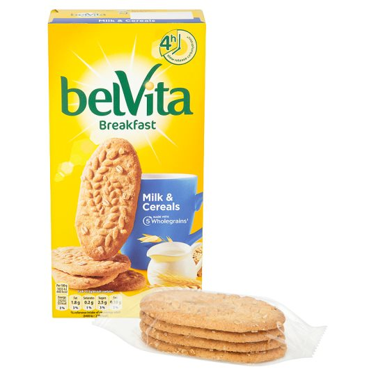 Belvita Milk And Cereal Biscuits 300G