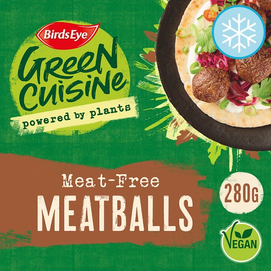 Birds Eye Meat Free Swedish Style Balls 280G