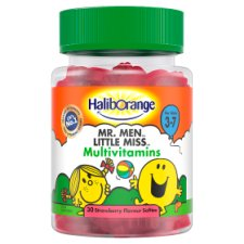 Haliborange Mr Happy Strawberry Soft Multi Vitamins 30
