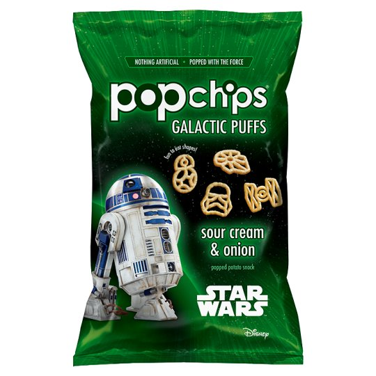 Popchips Star Wars Sour Cream And Onion 85G