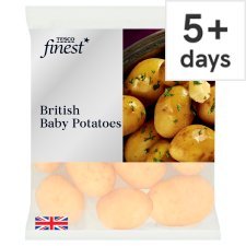 Tesco Finest Baby Potatoes 750G