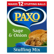 Paxo Sage And Onion Stuffing Mix 170G