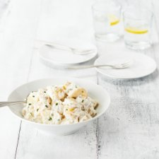 Tesco Easy Entertaining Charlotte Potato Salad 750G