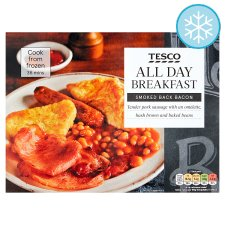 Tesco All Day Breakfast 350G