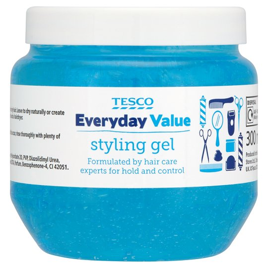 Tesco Everyday Value Styling Gel 300Ml