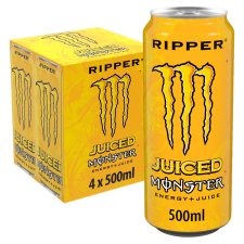 Monster Ripper 4X500ml