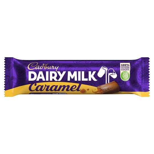Chocolate Bar A Dairy Product