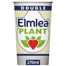 Elmlea Plant Double Cream 270Ml