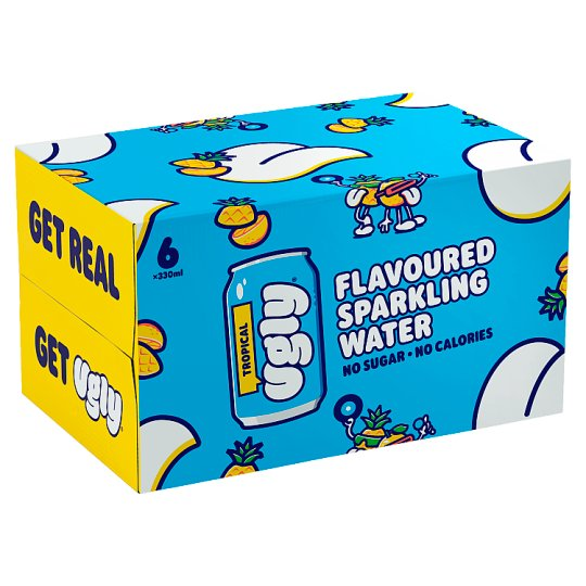 Ugly Drinks Tropical 6X330ml