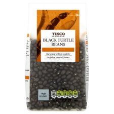 Tesco Black Turtle Beans 500G