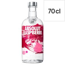 image 1 of Absolut Raspberri Vodka 70Cl