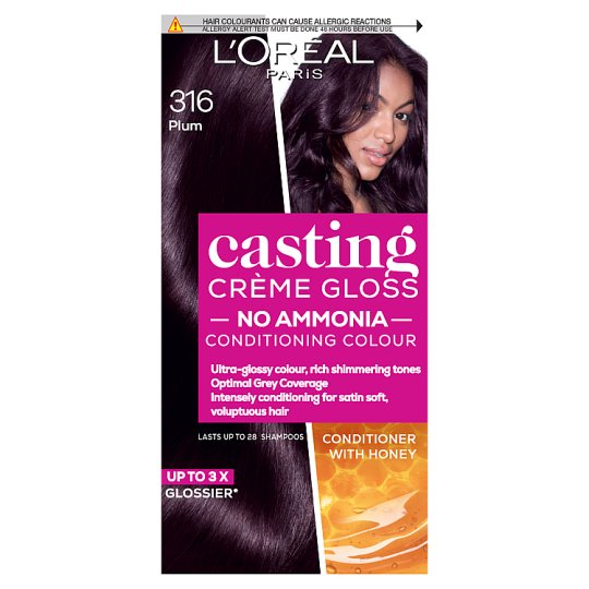 image 1 of Ccg 316 Plum Semi-Permanent Hair Dye