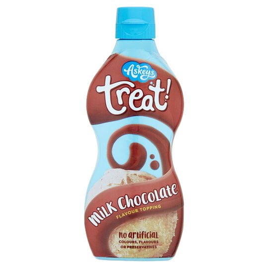 Askeys Treat Milk Chocolate Sauce 325G