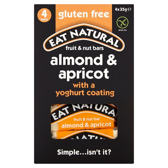 Eat Natural Almond Multipack 4 X 35G