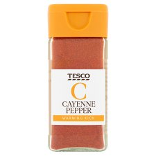 Tesco Ground Cayenne Pepper 48G