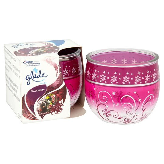 Glade Candle Blackberry