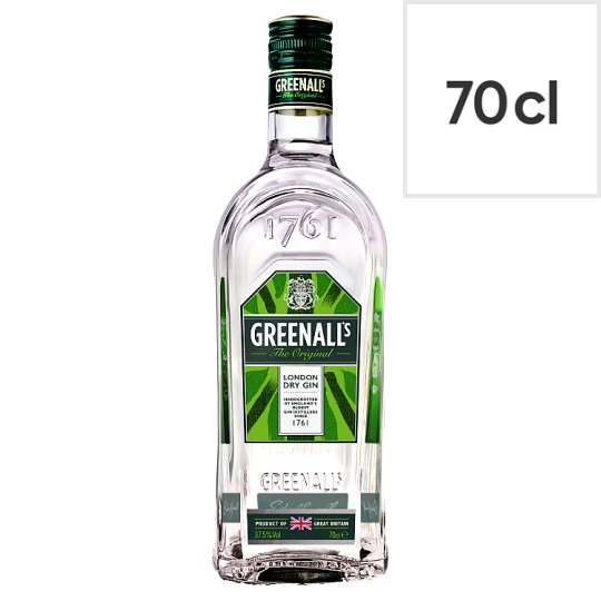 Greenalls Original London Dry Gin 70Cl