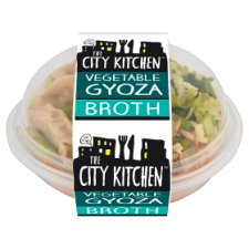 The City Kitchen Gyoza Vegetable Ramen 380G