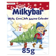 Nestle Milkybar Advent Calendar 85G