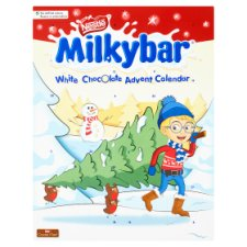 image 2 of Nestle Milkybar Advent Calendar 85G