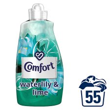 Comfort Creations Waterlily Fabric Conditioner 55 Washes 1.925L