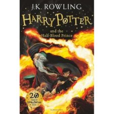Harry Potter And The Half-Blood Prince J.K.