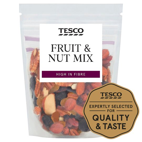 image 1 of Tesco Fruit And Nut Mix 200G