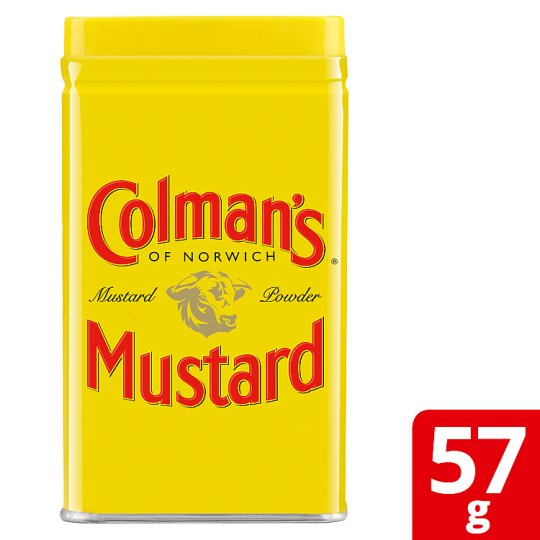Colman's Original English Mustard Powder 57G