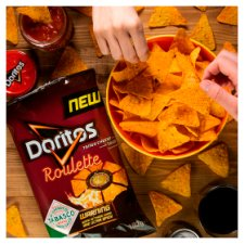 image 2 of Doritos Roulette Hot Chilli Tortilla Chips 162 G