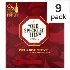 Morland Old Speckled Hen 9X500ml