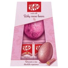 Nestle Kit Kat Ruby Cocoa Beans Easter Egg 283G