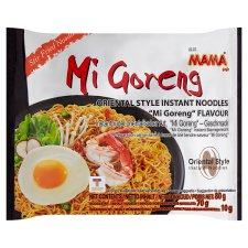 Mama Mi Goreng Oriential Style Instant Noodles 80G
