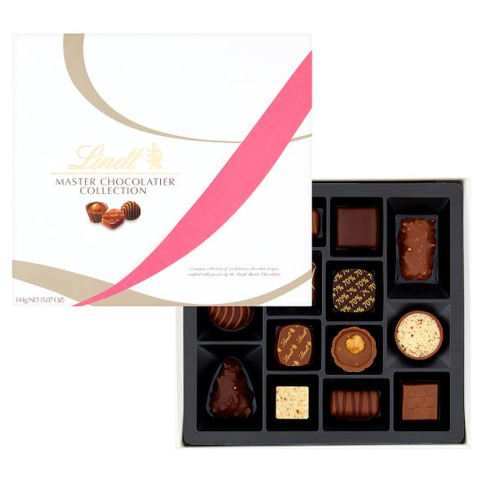 Lindt Master Chocolatier Collection 144G