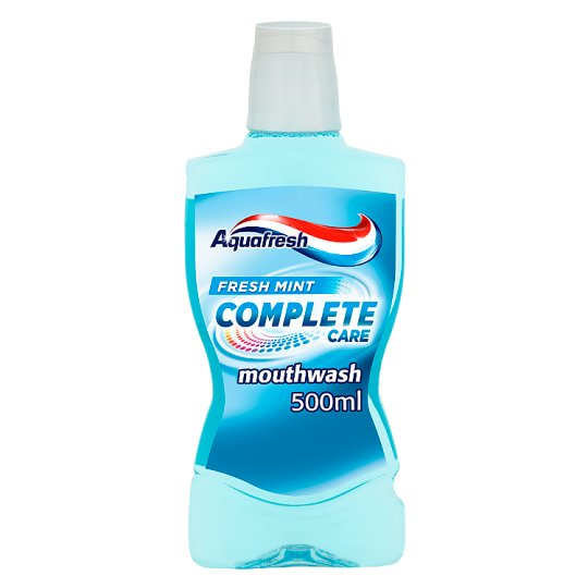 Aquafresh Complete Care Mouthwash 500Ml