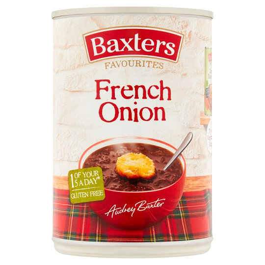 Baxters Favourite French Onion Soup 400G