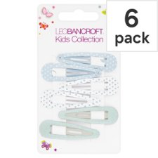 Leo Bancroft Kids Printed Snappers Pink Mix 6 Pack